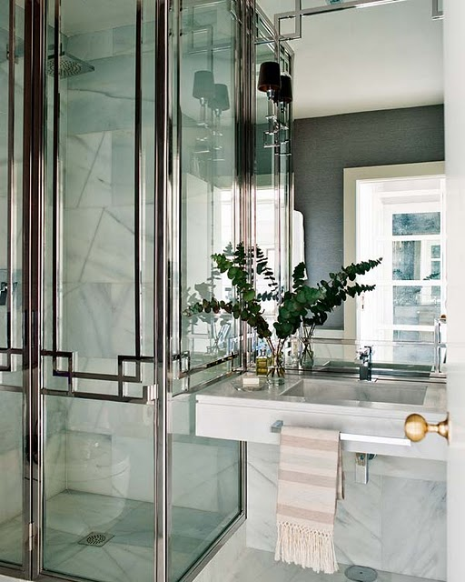 Baños Estilo Art Deco:Art Deco Bathroom Ideas