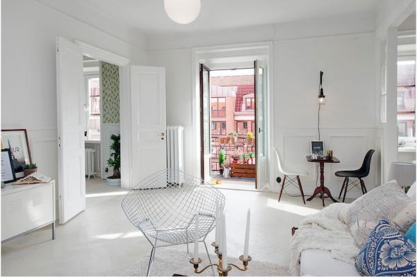 Una casa repleta de detalles de decoraci n for Decoracion de apartamentos 2015