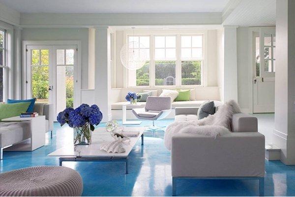 Coloridos suelos para la vivienda - Suelos para viviendas ...