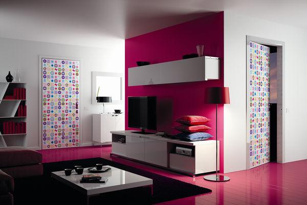Coloridos suelos para la vivienda for Suelos modernos