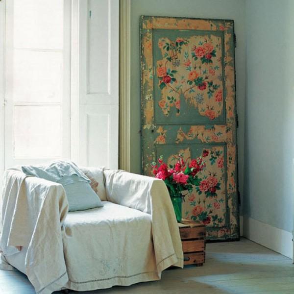 Puertas de estilo vintage 1