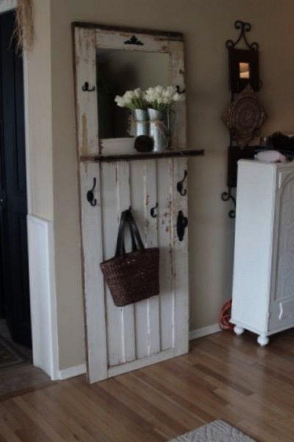 Puertas vintage para decorar interiores for Decorar puertas viejas de interior
