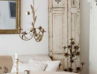 imagen Puertas vintage para decorar interiores