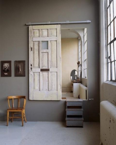 puertas-vintage-para-decorar-interiores-05 | Guía para Decorar
