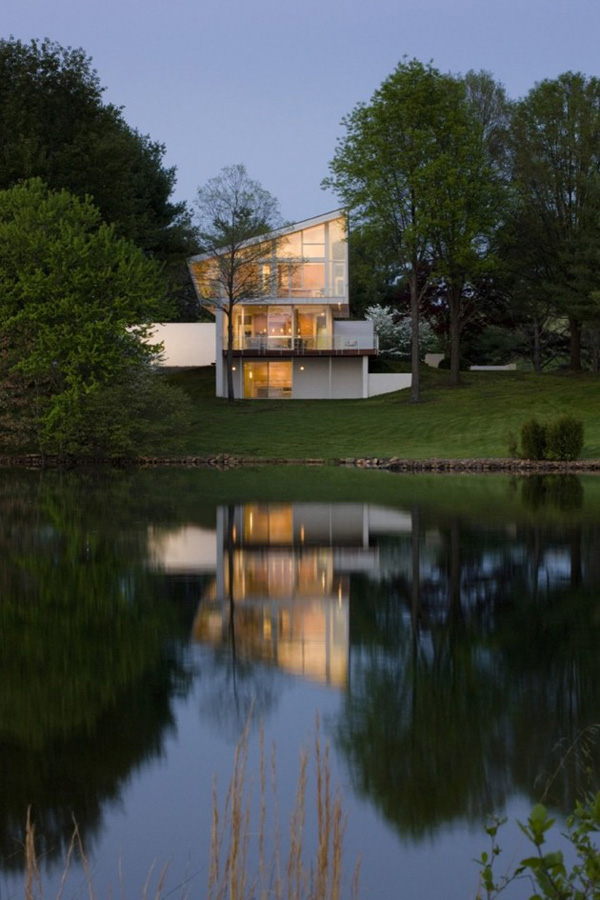 10 Casas Junto Al Lago