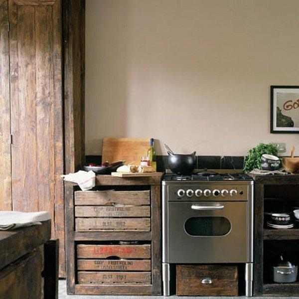 Pequeas Ideas Para Reciclar La Cocina