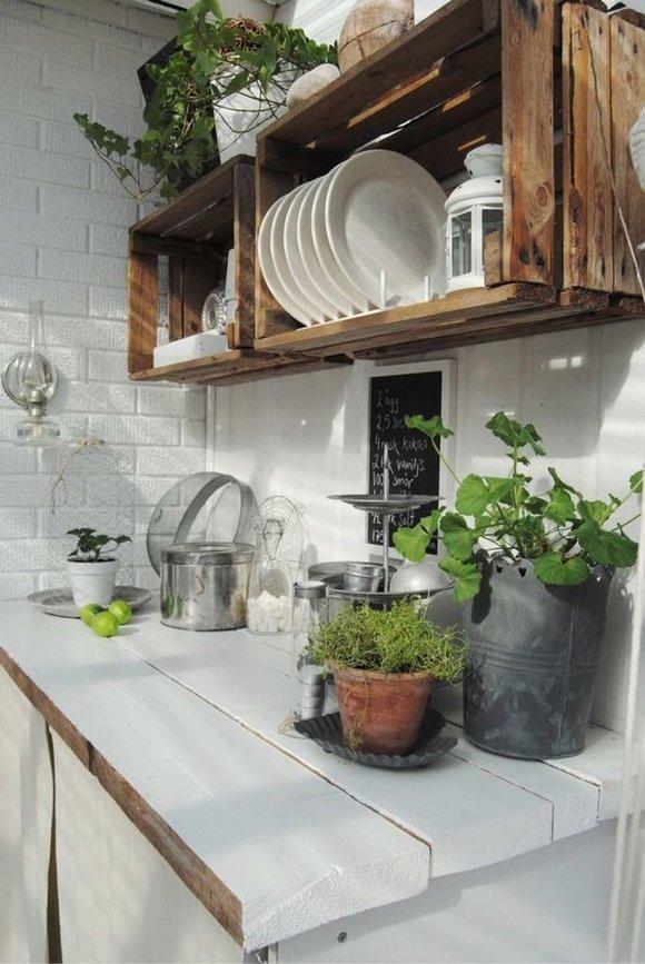 Peque as ideas para reciclar la cocina - Decoracion con reciclaje para el hogar ...