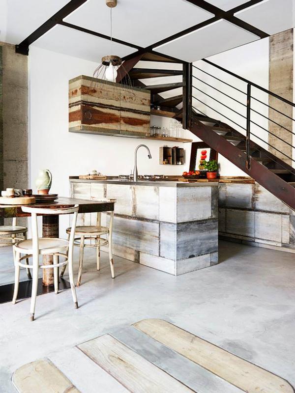 Peque as ideas para reciclar la cocina for Como armar mi cocina