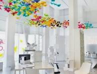 imagen Figuras de origami para decorar rincones