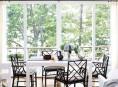 imagen Sillas de bambú para comedores, tradición y elegancia
