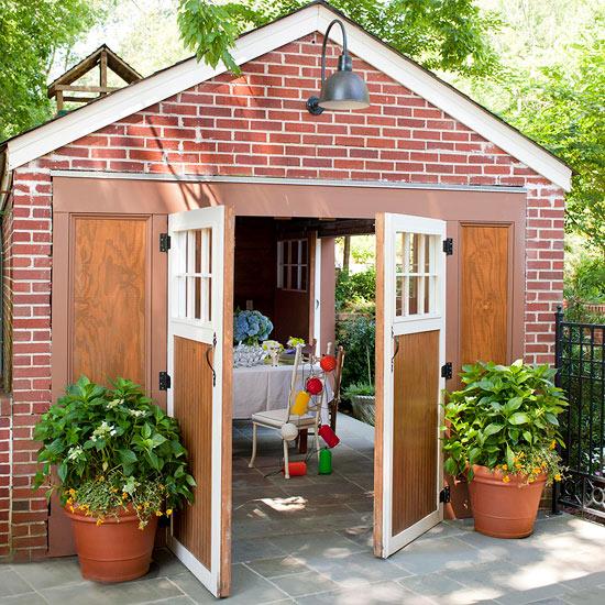 Ideas para renovar el garage 1