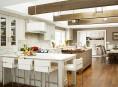 imagen Una cocina abierta y multifuncional