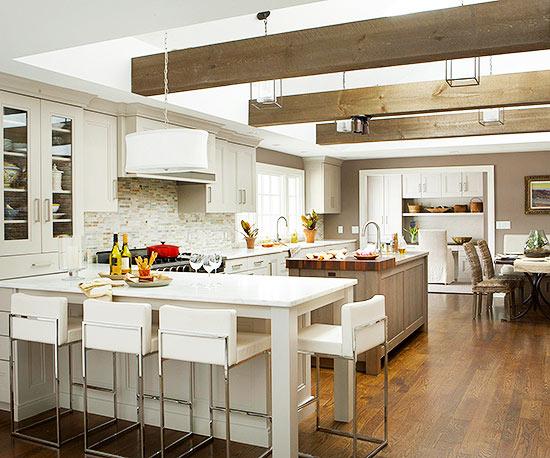 Una cocina abierta y multifuncional - Cocina abierta ...