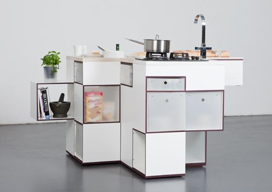 best diseos de cocinas modulares with modulares de cocina modernos - Diseos Modulares