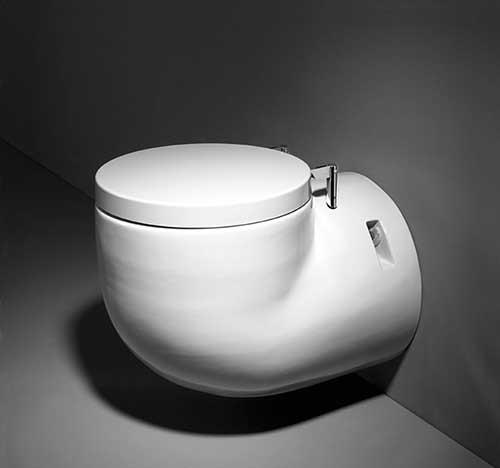 Inodoros y lavabos suspendidos for Sanitarios suspendidos