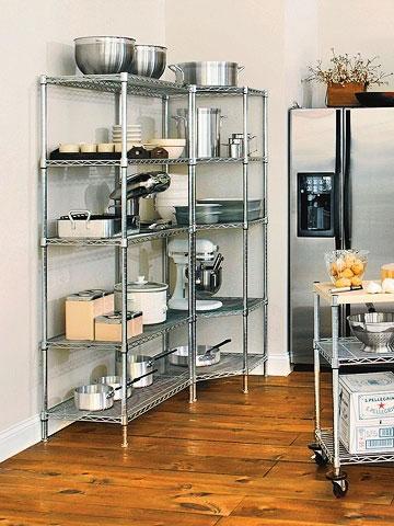 Acero inoxidable en la cocina una tendencia duradera for Articulos acero inoxidable para cocina