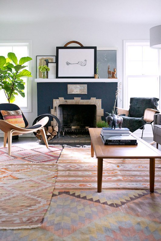 Ideas con kilims 1