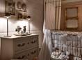 imagen Una habitación para bebé en estilo clásico