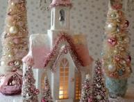 imagen Una navidad en color rosa