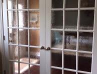 imagen Transformación DIY para una puerta francesa