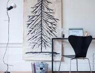 imagen 10 decoraciones navideñas sin árbol de Navidad