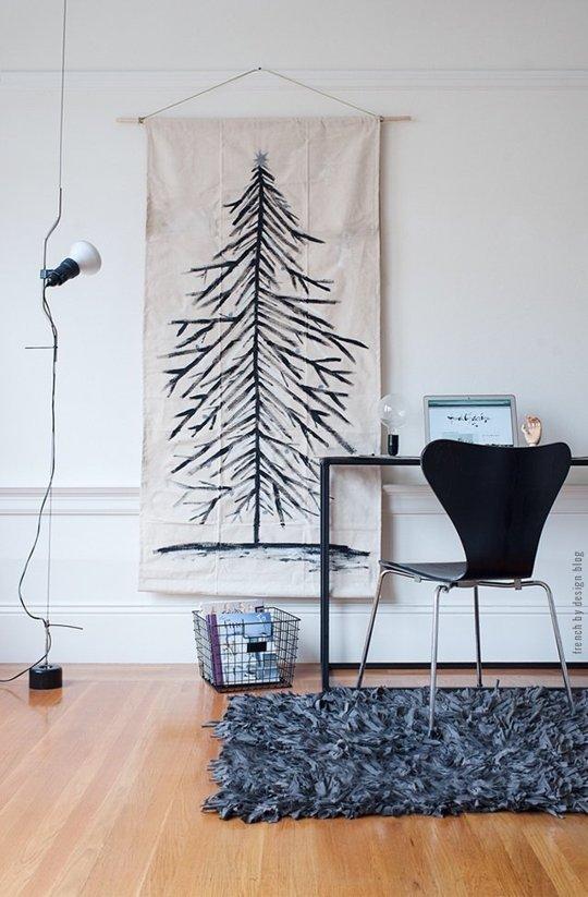 10 decoraciones navide as sin rbol de navidad for Decoraciones navidenas para hacer en casa