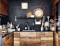 imagen 10 preciosas cocinas decoradas en negro
