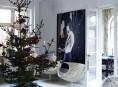 imagen 4 casas danesas decoradas para la Navidad