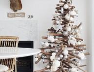 imagen 12 árboles de navidad alternativos
