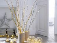 imagen Decoración navideña en estilo DIY