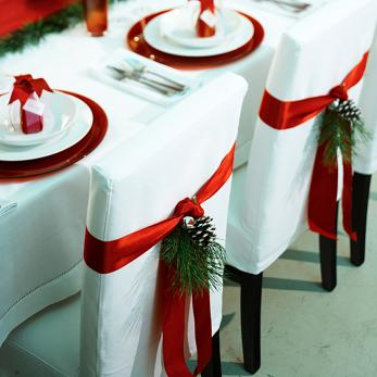 Holiday Placesetting