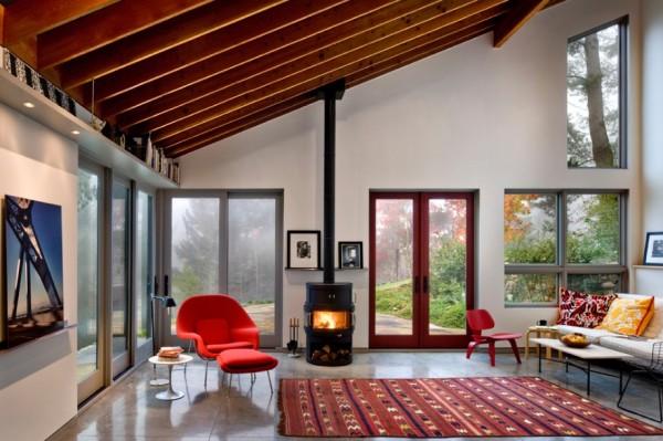 Sistemas de calefacci n ecol gicos - Sistemas de calefaccion para casas ...