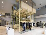 imagen Una tienda de moda en Japón con un diseño único
