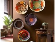 imagen Decora tu hogar con canastos de estilo étnico