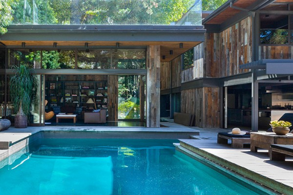 Casas de diseño en alquiler 3