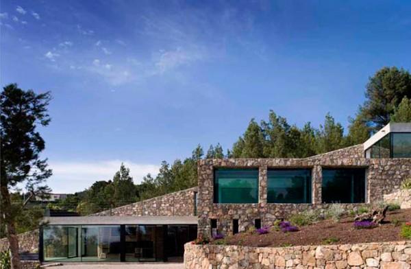 Casas de diseño en alquiler 8