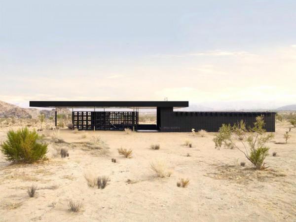 Casas de diseño en alquiler 9
