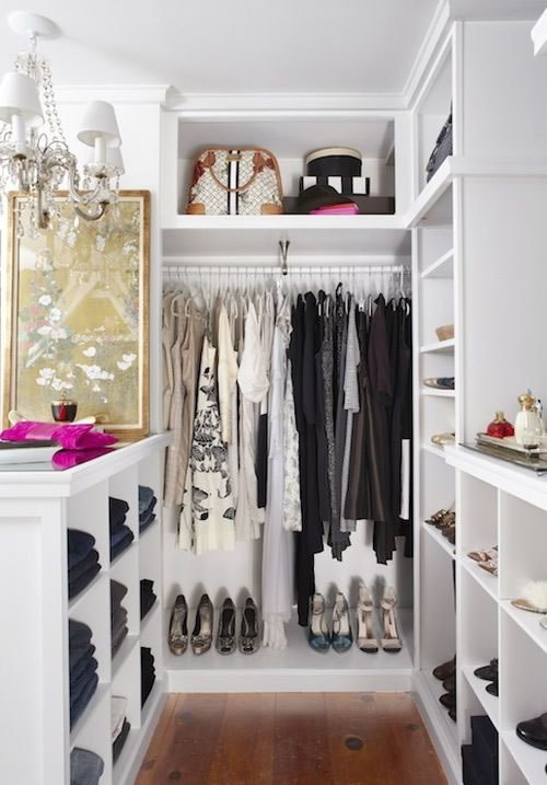 Ideas vestidores y closet 6 | Guía para Decorar