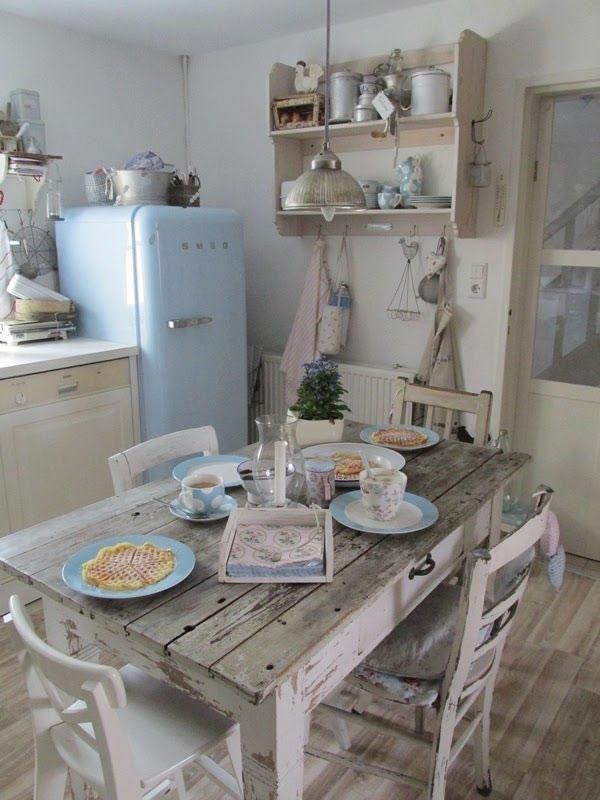 Detalles vintage para la cocina for Cocinas integrales buen fin