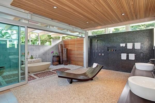 Baños de estilo zen 1