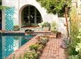 imagen Patios y terrazas de estilo mediterráneo