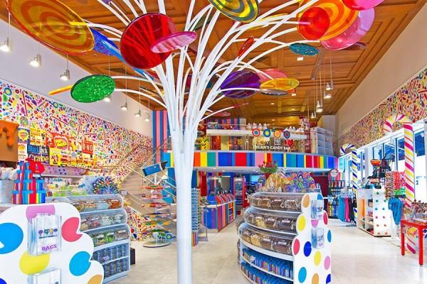 Tiendas de dulces 1