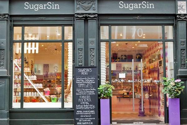 Las 10 tiendas de dulces m s bellas del mundo for Fachadas de almacenes modernos