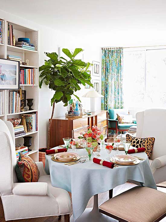 Un apartamento peque o pero con mucho estilo for Apartamentos pequenos bien decorados