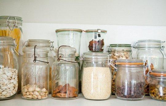 Organización y limpieza cocina 1