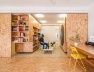 imagen Una casa que tiene 5 funciones en un mismo espacio