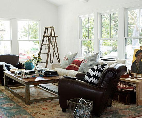 Combinar elementos vintage y modernos en la decoraci n for Elementos de decoracion de interiores