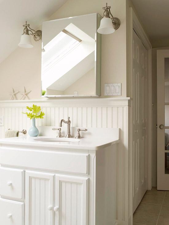 Baños Elegantes Pequenos:Puede gustar más o menos pero desde luego como conjunto transmite una