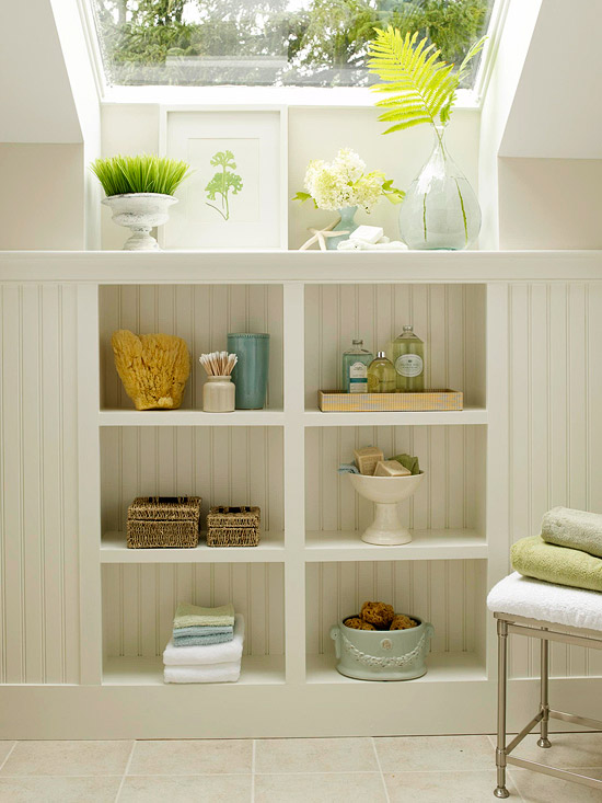 Cuartos de ba o peque os y elegantes Ideas para decorar banos muy pequenos