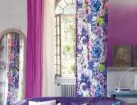 imagen Ideas para decorar con el color lila